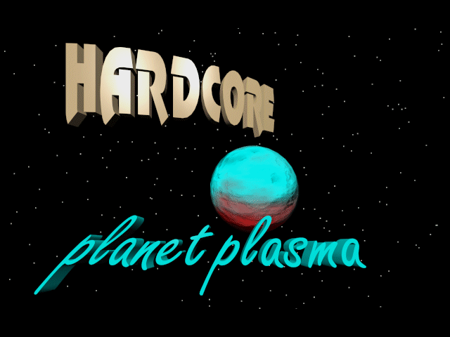 Diabolic Force - Hardcore Planet Plasma